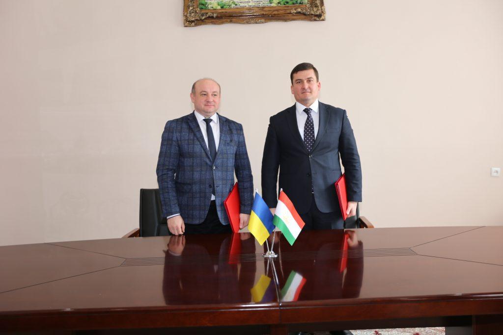 Прикарпатський університет співпрацюватиме з таджицькими вишами (ФОТО)