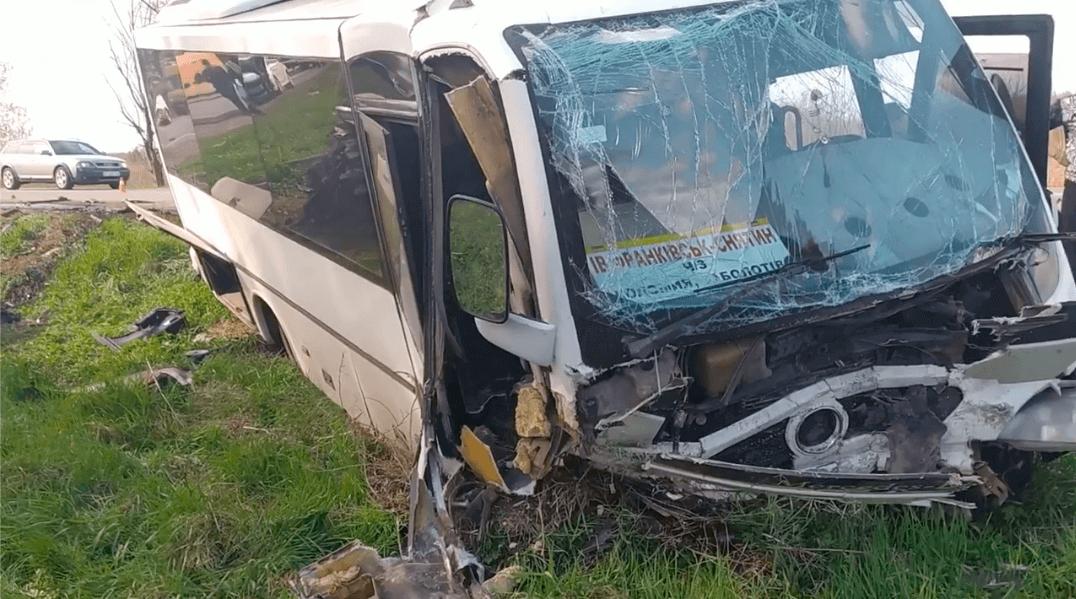 Поліція оприлюднила відео смертельної аварії на Коломийщині (ВІДЕО)