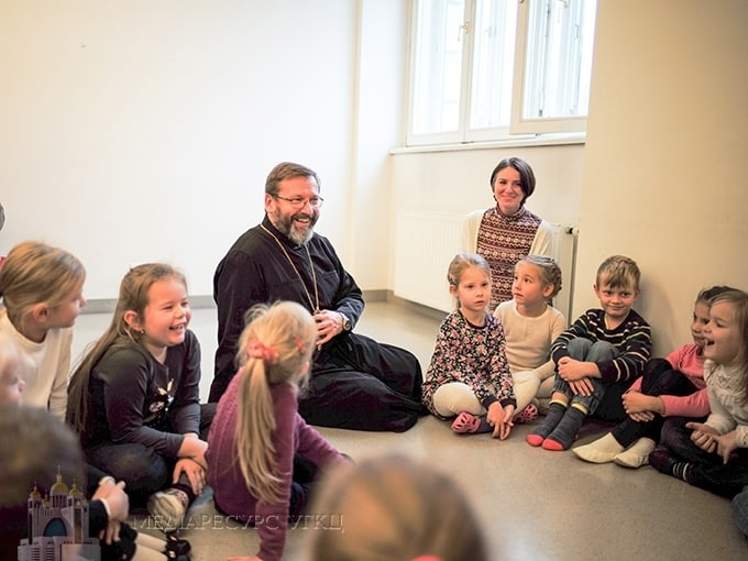 У понеділок патріарх Святослав відвідає Івано-Франківську ОДКЛ