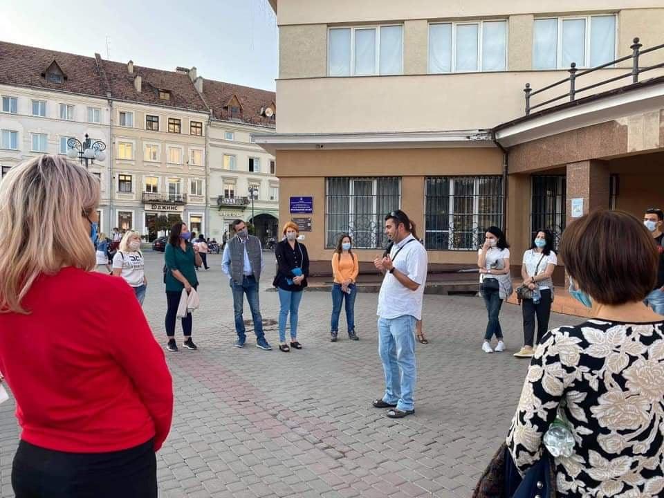 Франківців кличуть на першу цьогорічну безкоштовну екскурсію містом