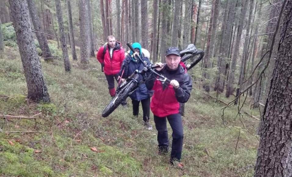 У Ворохті розшукали 16-річного велотуриста, який заблукав у горах (ФОТО)