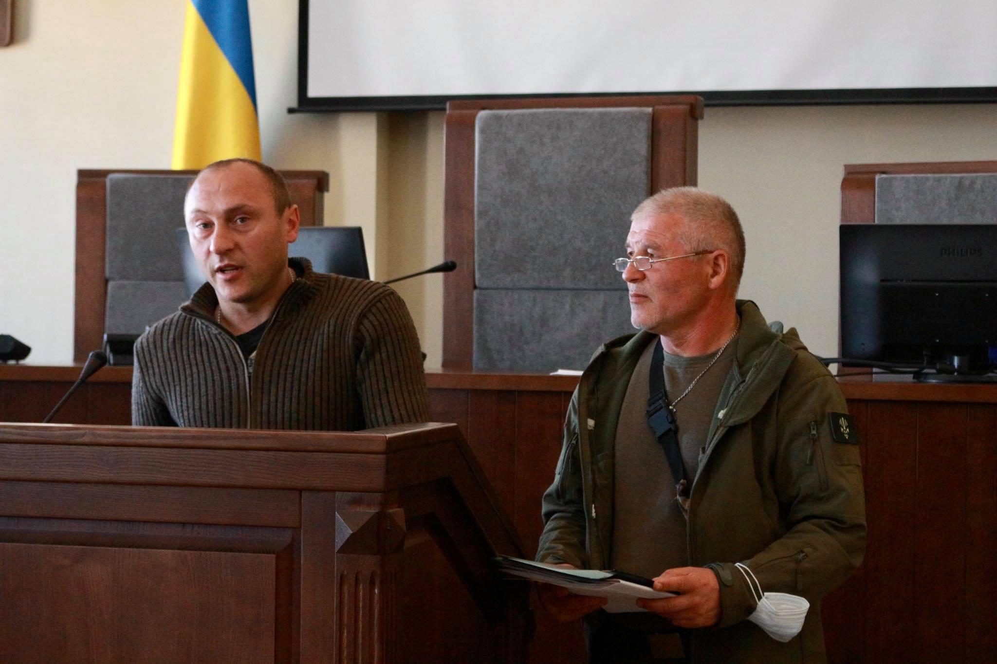 60 тисяч гривень з бюджету Коломиї виділили для проєктів ветеранів (ФОТО)