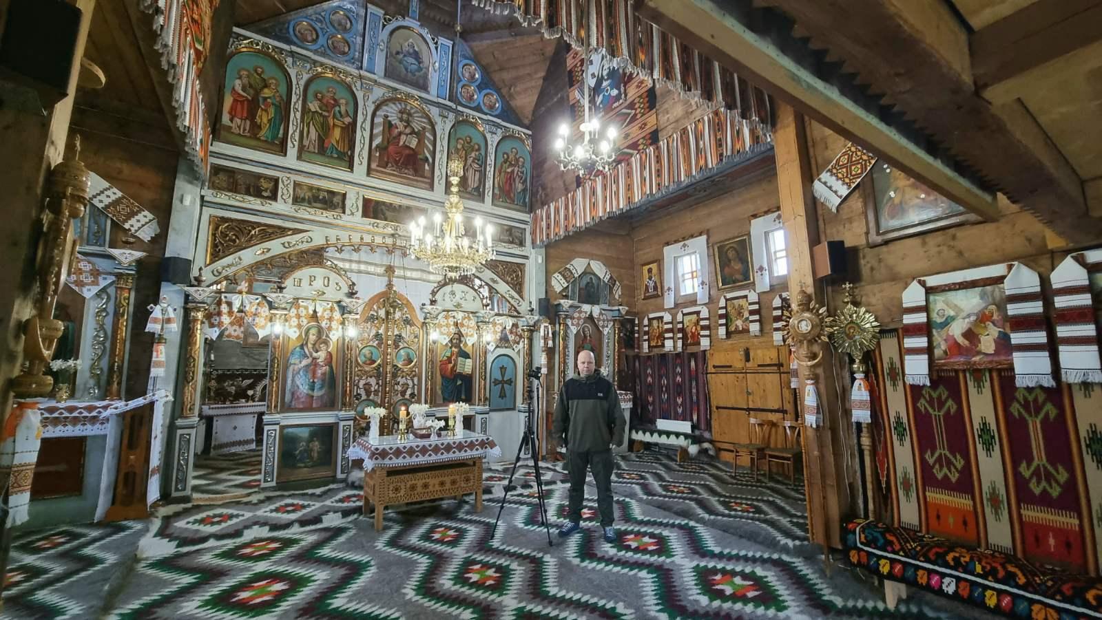 Ще одна церква Прикарпаття отримає віртуальний тур (ФОТО)
