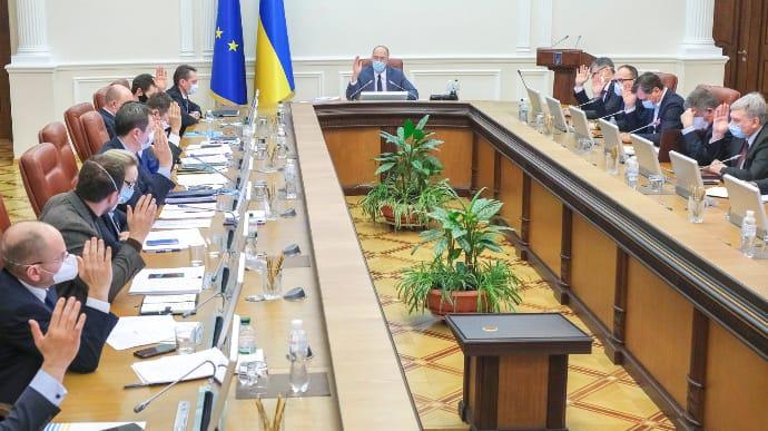 Два міністри уряду Шмигаля подали у відставку