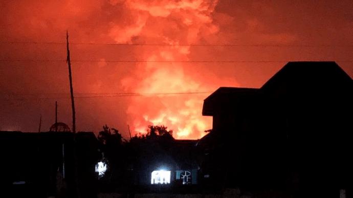 Вулкан у Конго почав перше за 19 років виверження – люди рятуються втечею (ВІДЕО)