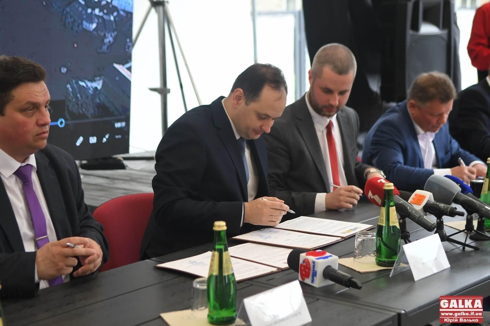 Франківськ підписав меморандум з «ідеальними» містами. Що планують зробити? (ФОТО)