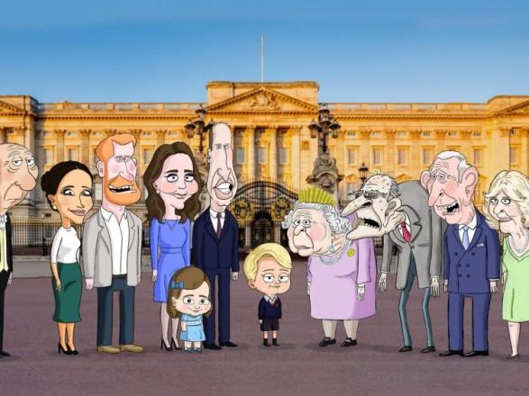 HBO Max перенесли вихід мультсеріалу про королівську сім'ю