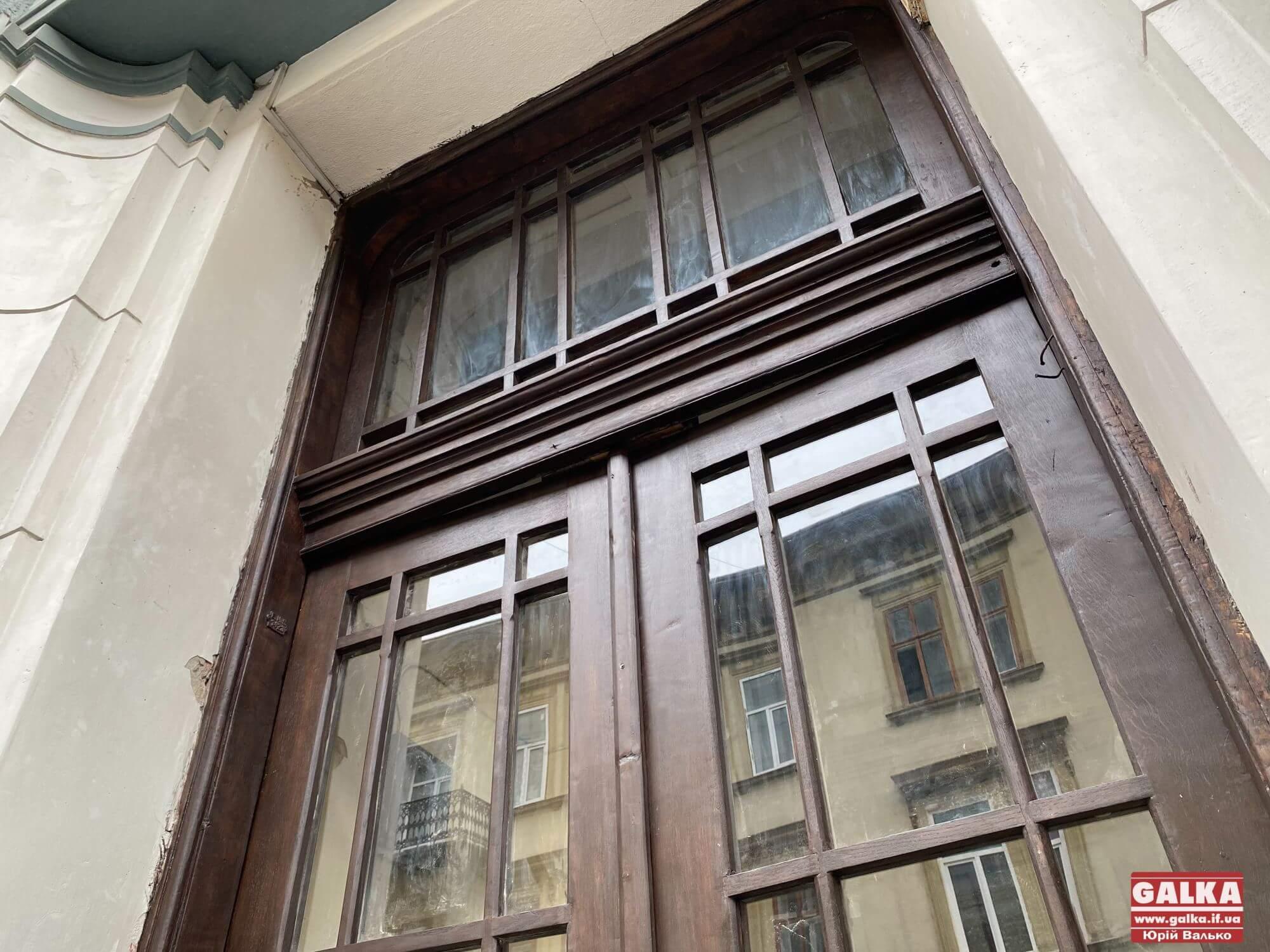 Старовинні двері з Бачинського повернулися з реставрації (ФОТО)