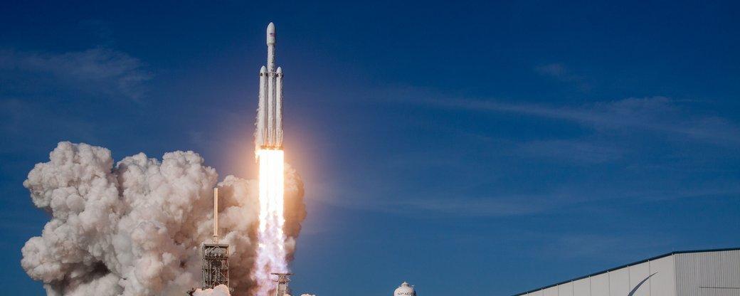 SpaceX запустила ракету з 52 інтернет-супутниками Starlink