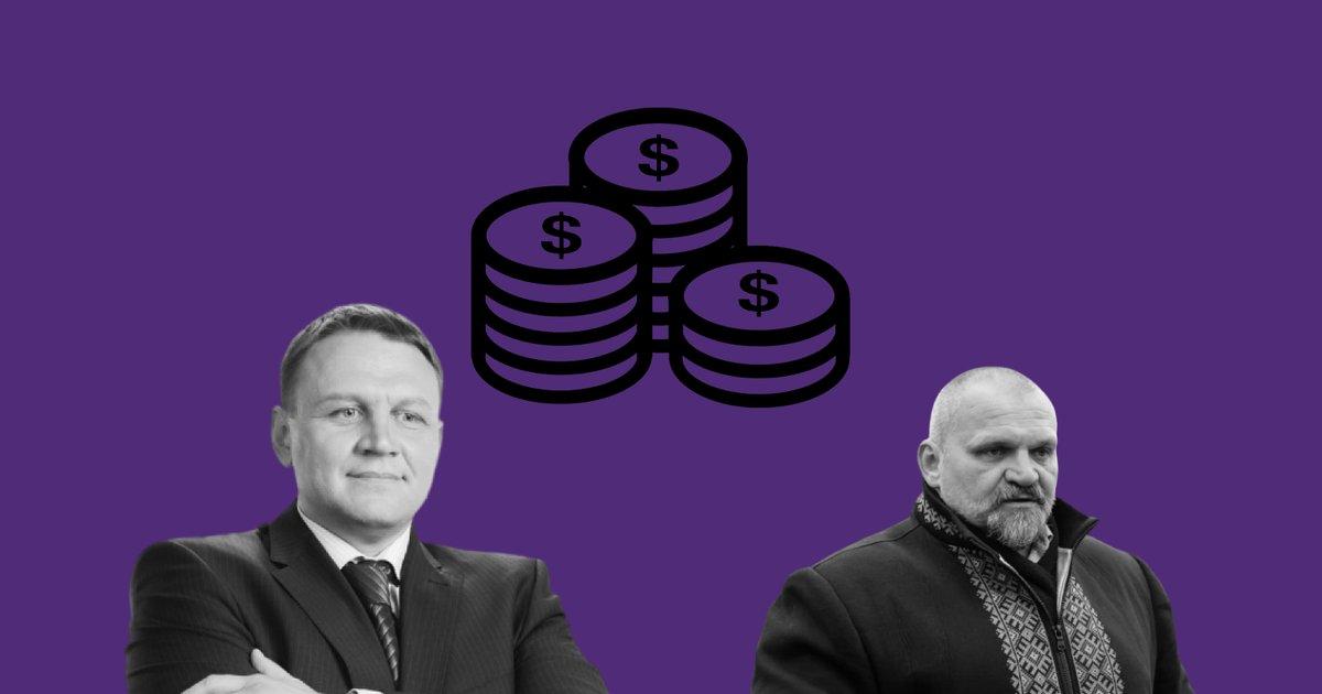 Хто фінансував кампанії Вірастюка, Шевченка та інших кандидатів Франківщини?