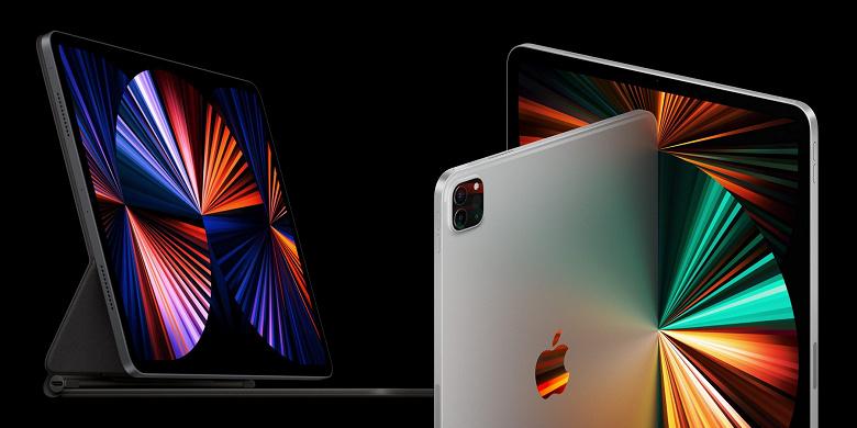 Новий iPad Pro з Apple M1 виявився більш ніж удвічі швидшим від iPhone 12