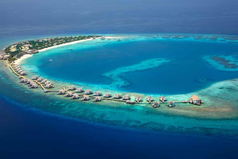Мальдівські острови можуть зникнути до кінця століття