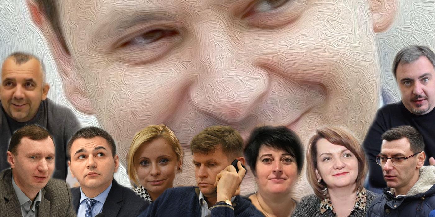 Марцин і його команда. Хто керує Івано-Франківськом і чим вони пов'язані