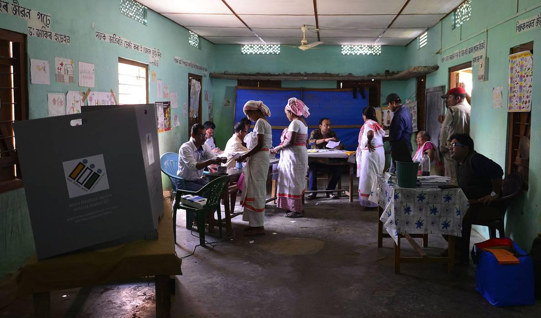 В Індії на регіональних виборах переміг Сталін