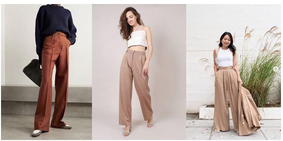 Модні жіночі брюки 2021: головні тренди