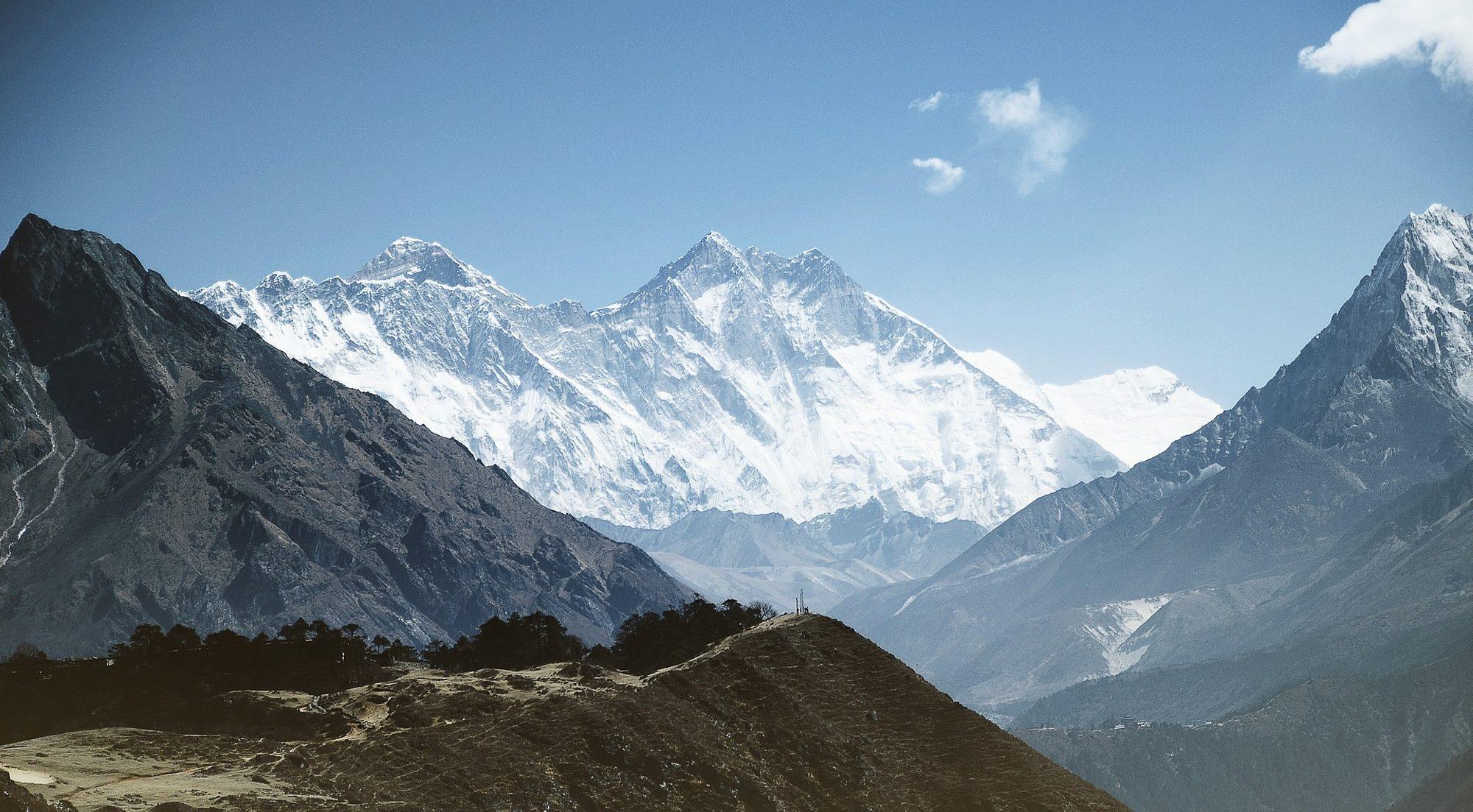 Опустилась на висоту 3 800 метрів: франківська альпіністка розповіла про труднощі на Евересті