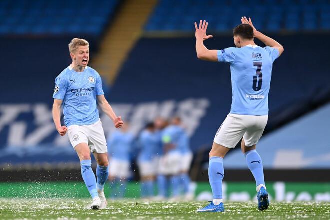 """""""Манчестер Сіті"""" стає першим фіналістом Ліги Чемпіонів"""