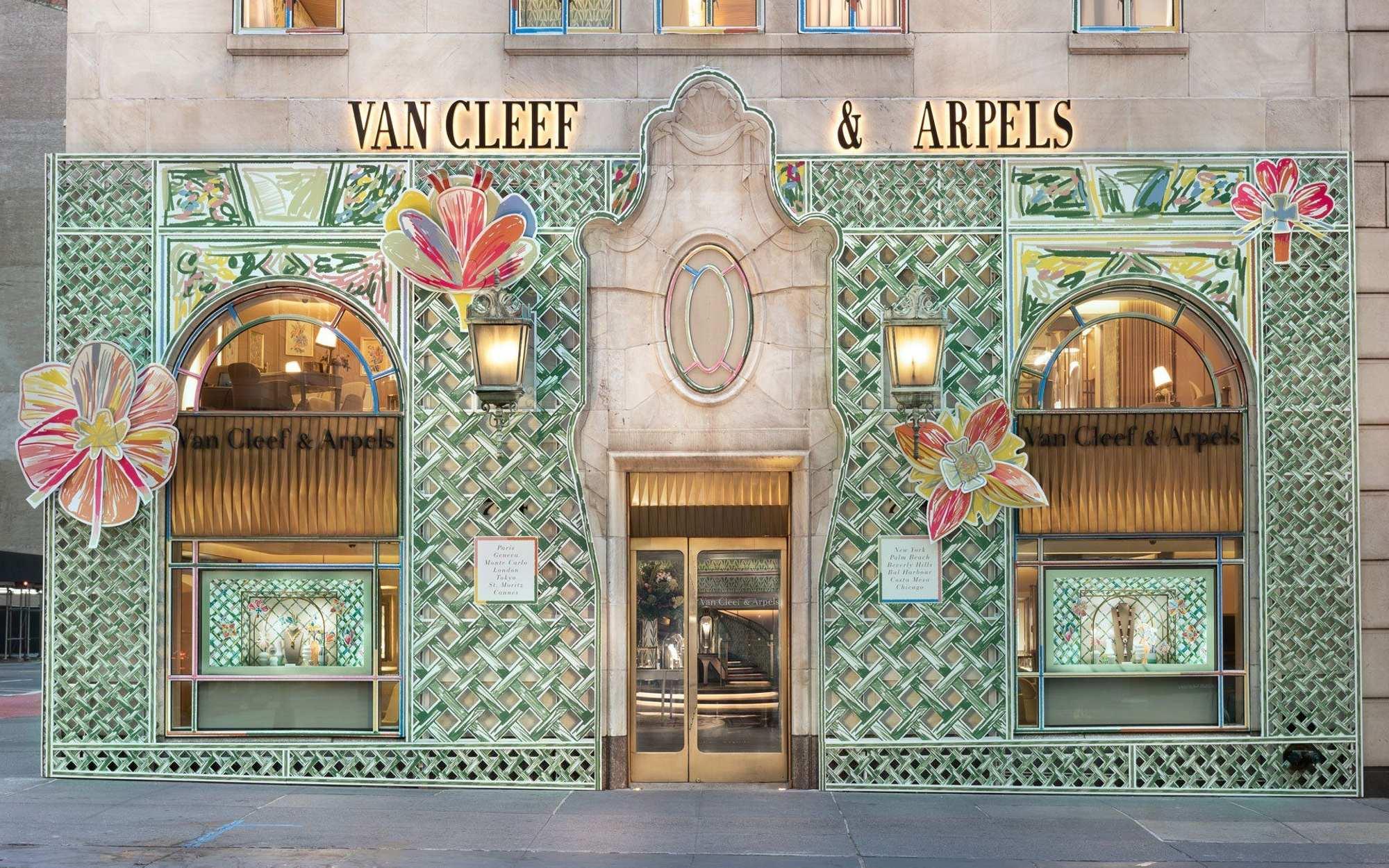 Van Cleef & Arpels: парфуми як коштовні прикраси