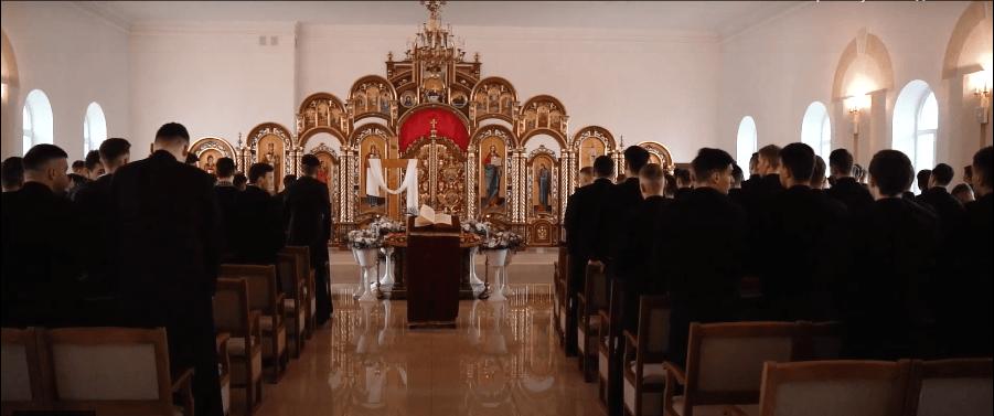 Як майбутні франківські священники Пасху святкували (ВІДЕО)