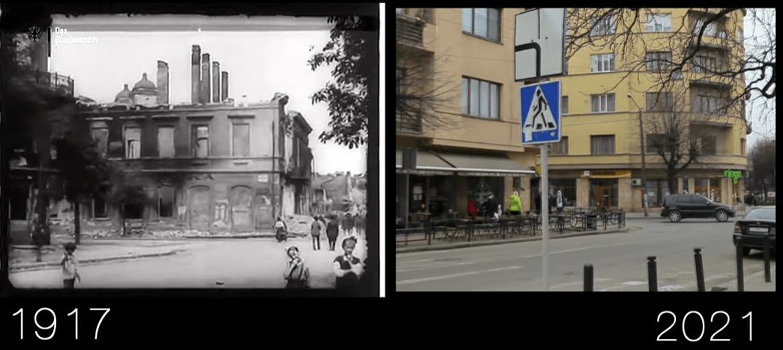 Як змінився Івано-Франківськ за понад 100 років (ВІДЕО)