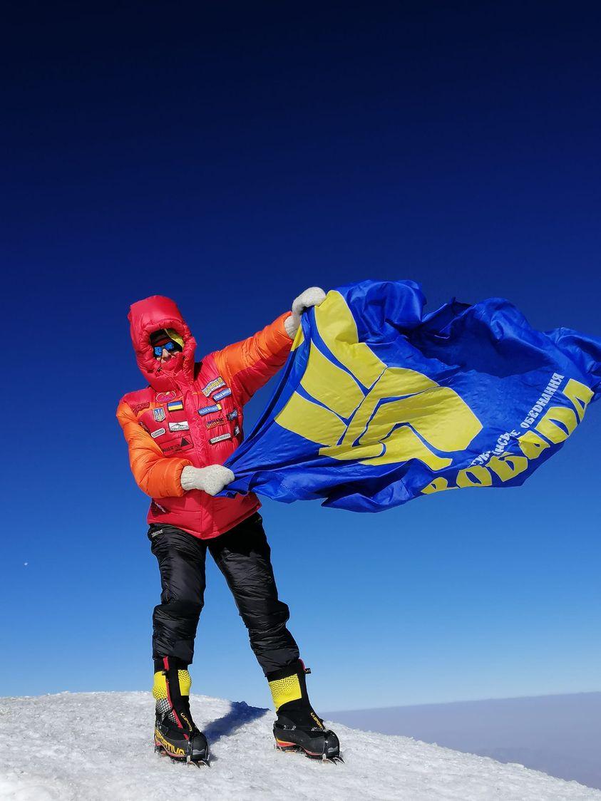 Франківську альпіністку Христю Мохнацьку звинуватили у брехні щодо її підйому на Еверест