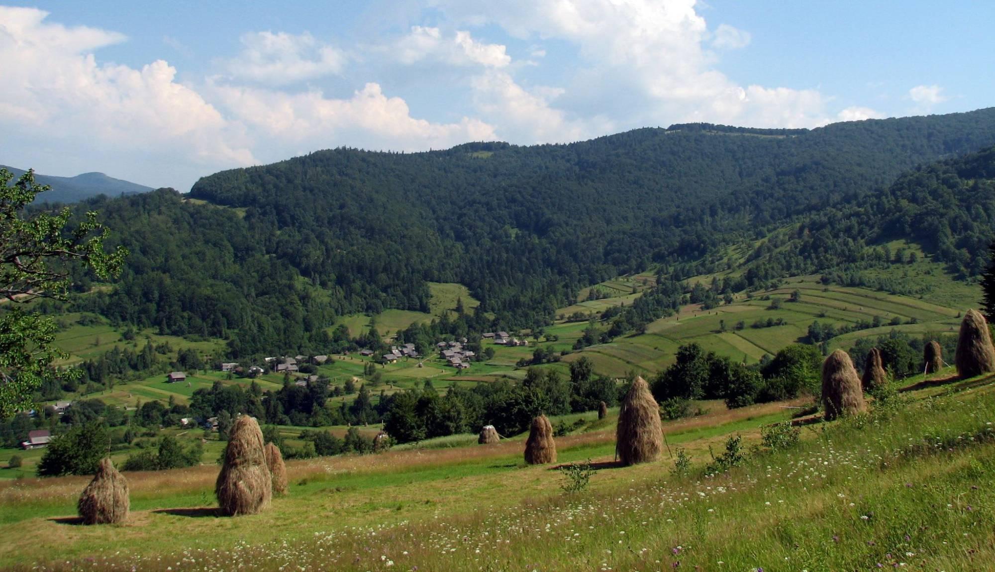 Рятувальники три кілометри несли травмовану киянку з гори на Верховищині