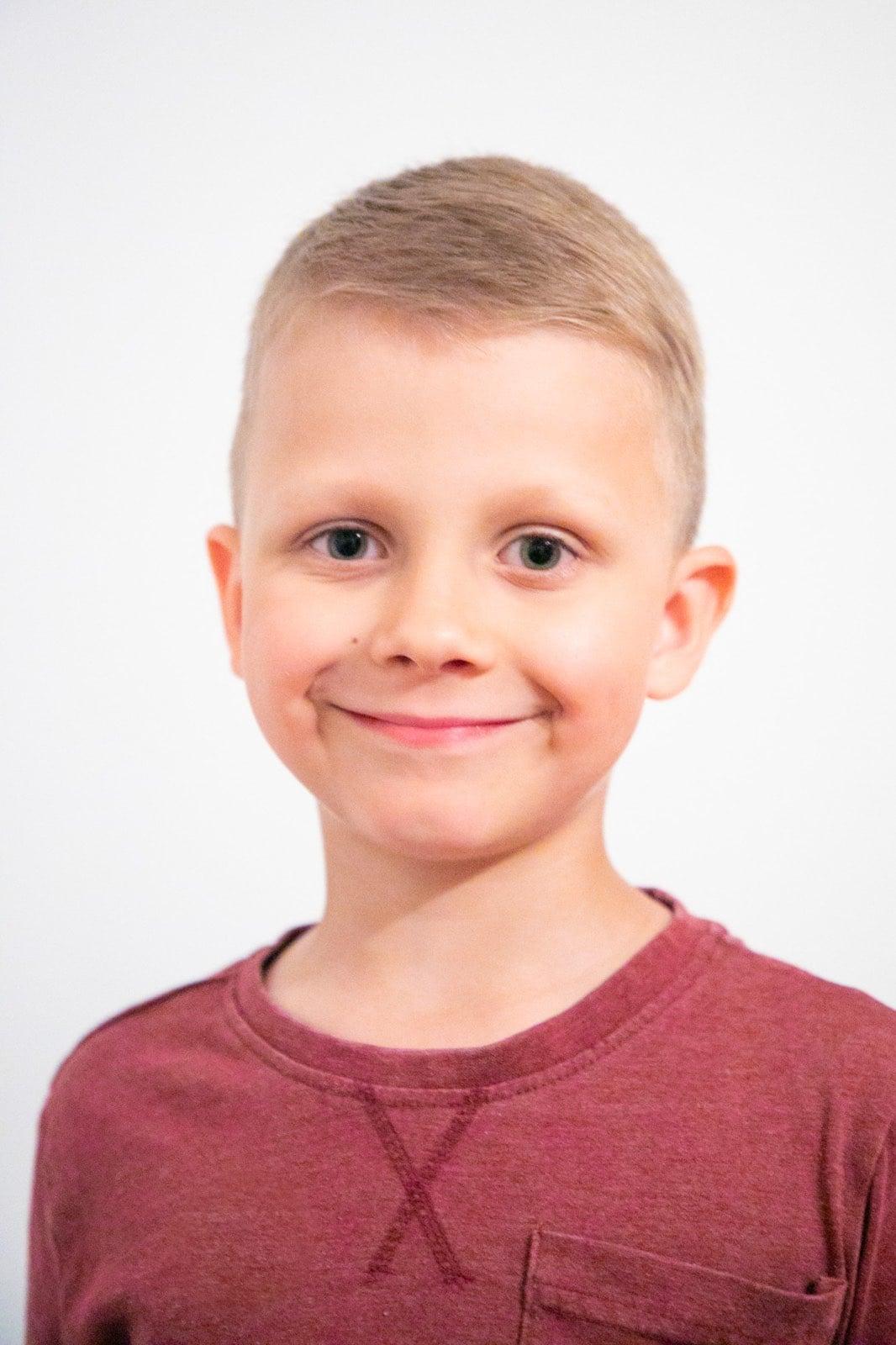 У семирічного франківця діагностували рак. Небайдужих просять допомогти коштами на лікування (ФОТО)