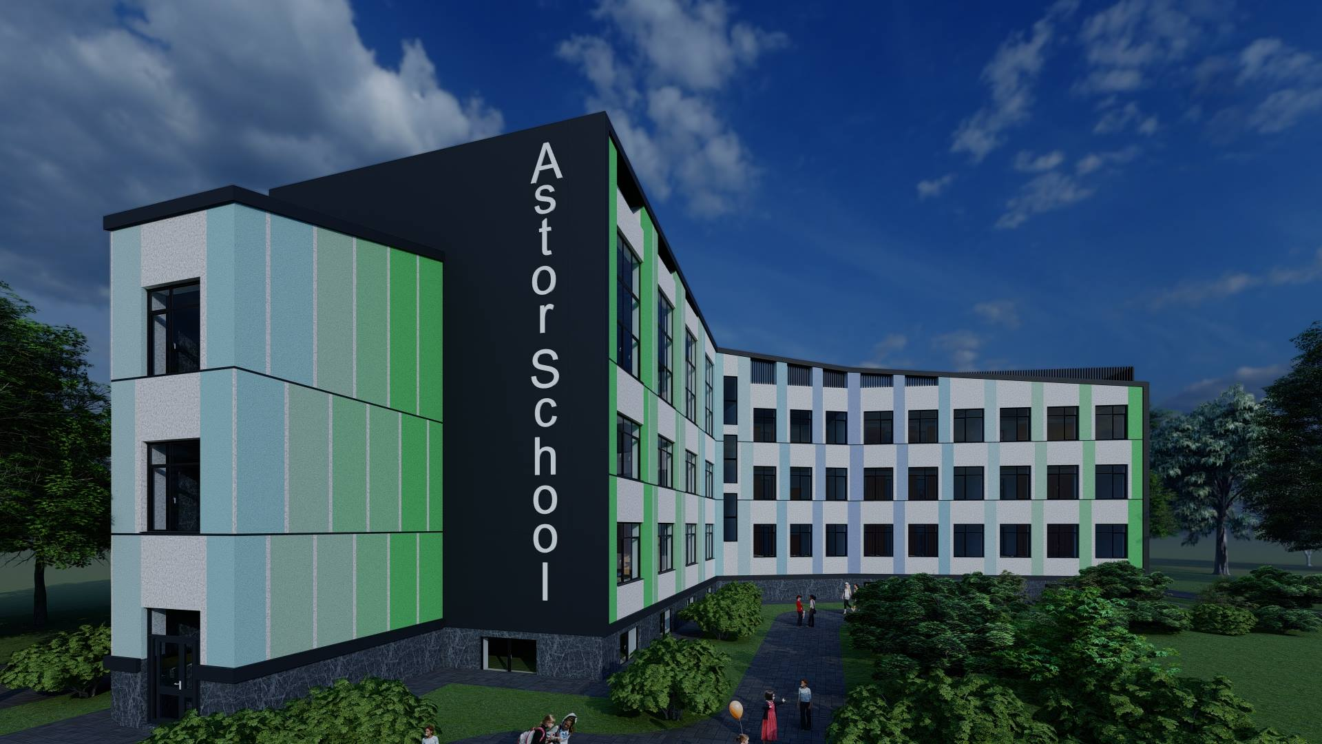 В Івано-Франківську відкривають нову приватну школу Astor School: що про це відомо (ФОТО)