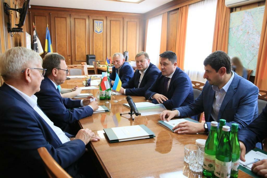 Голова ОДА зустрівся з польськими медиками – шукали нові формати співпраці (ФОТО)