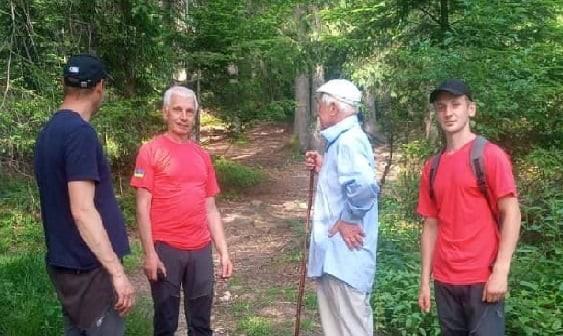 У лісі на Прикарпатті компанія після відпочинку не дорахувалася чоловіка