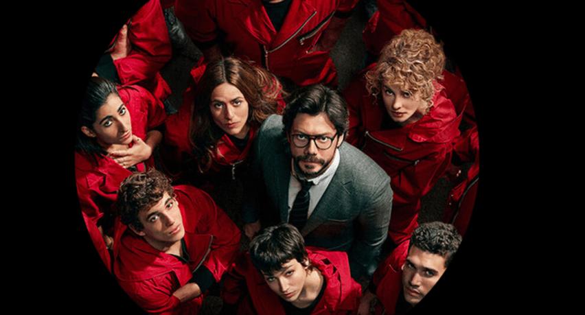 """Netflix випустив тизер фінального сезону """"Паперового будинку"""" (ВІДЕО)"""