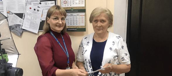 Вперше у міграційній службі області: колишня росіянка звернулася з проханням визнати її особою без громадянства (ФОТОФАКТ)