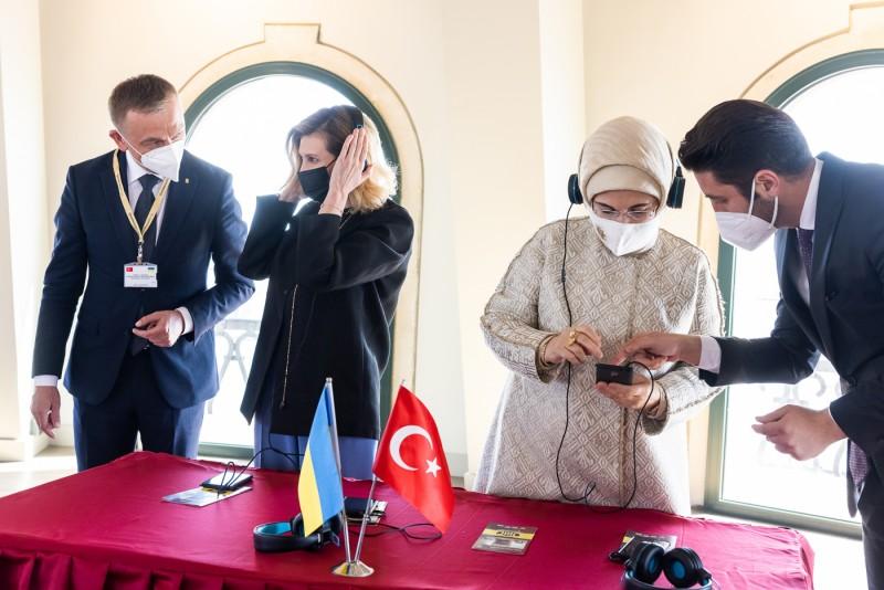 У двох музеях Туреччини запрацювали україномовні аудіогіди. Загалом їх уже 20 у світі