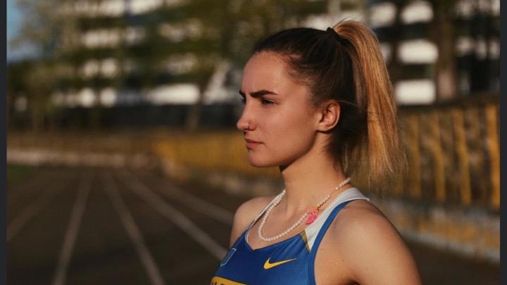 Прикарпатка – бронзова призерка Чемпіонат України з легкої атлетики серед молоді