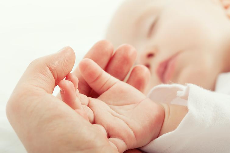 У Львові малюк отримав сильні опіки через зеленку на