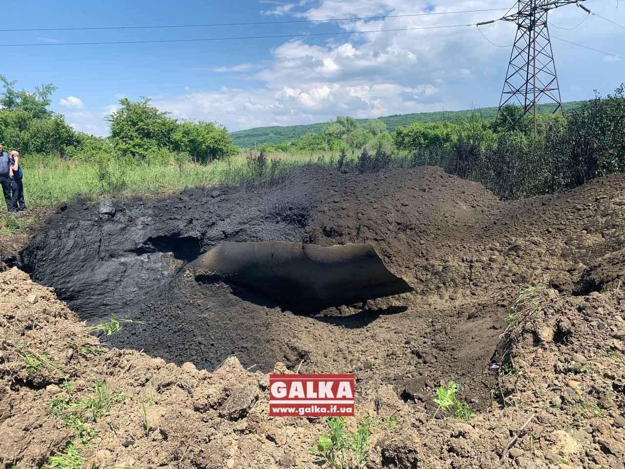 Ми повинні консолідуватись, щоб подібні випадки не повторювалися, – голова ОДА про аварію газопроводу поблизу Франківська