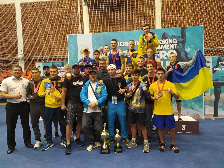 Франківець здобув срібло на міжнародному турнірі з боксу в Чорногорії (ФОТО)