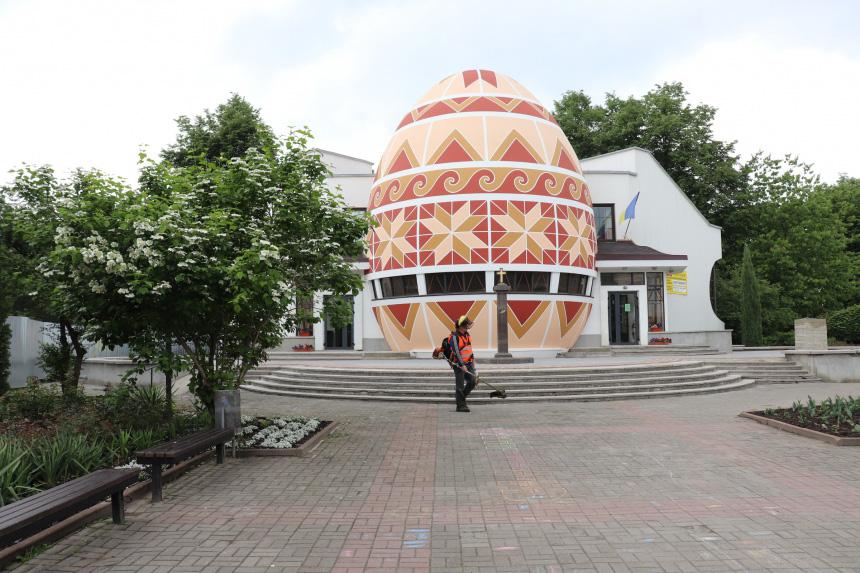 Музей писанки в Коломиї обіцяють відремонтувати до Дня Незалежності