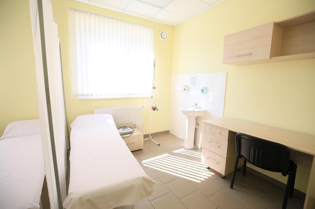 Напередодні Дня медика на Прикарпатті відкрили три амбулаторії (ФОТО)