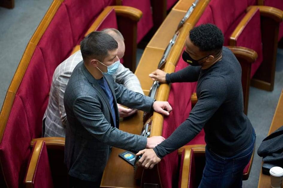 ОПОРА: депутат від Калущини став найактивнішим законотворцем весни