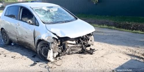 На Тисмениччині п'яний водій збив двох пішоходів: один з них не вижив (ВІДЕО)