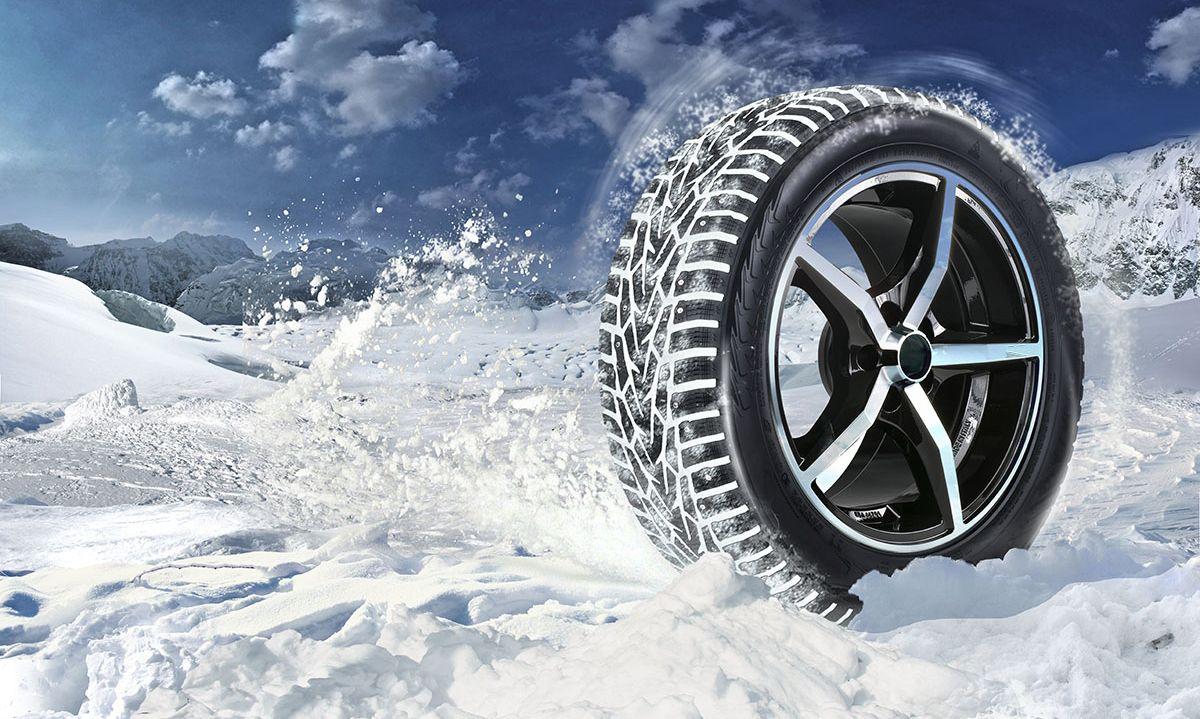 Особливості вибору зимової гуми, в залежності від погодних умов