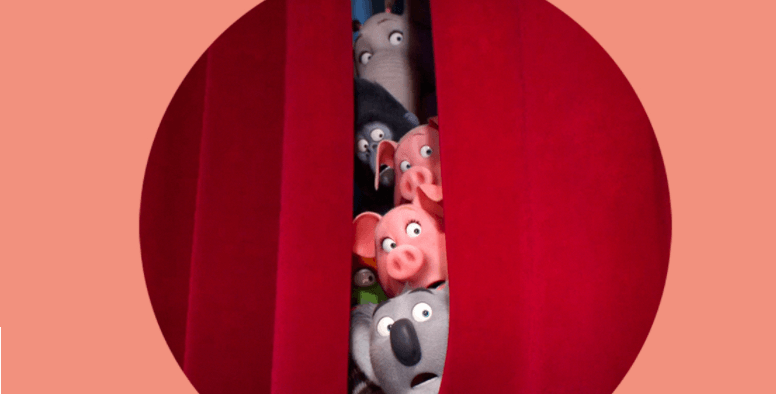 Мрій по-крупному: дивимось український трейлер мультика «Співай 2» (ВІДЕО)