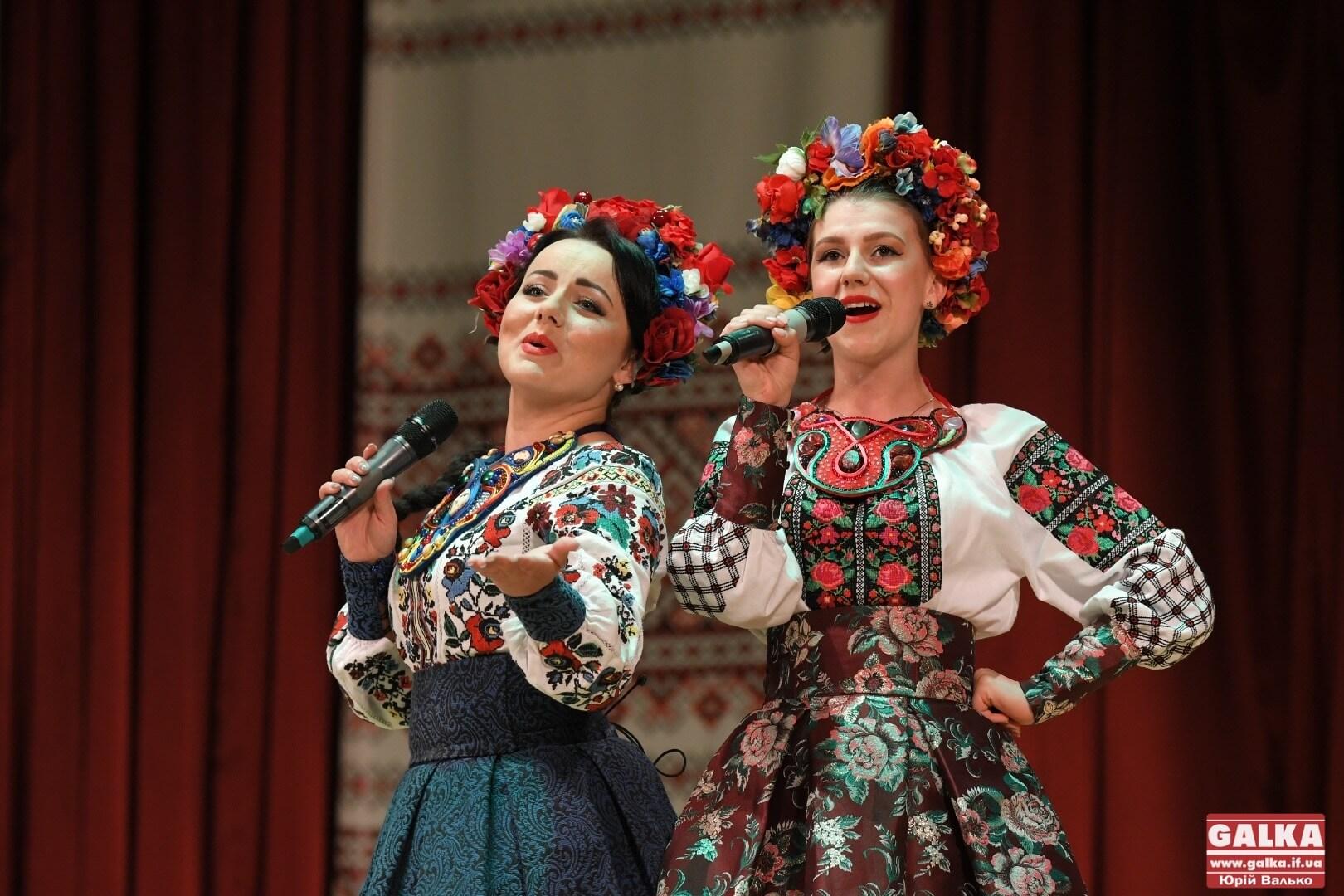 Академічний ансамбль Нацгвардії зі святковим концертом завітав до Франківська (ФОТО)