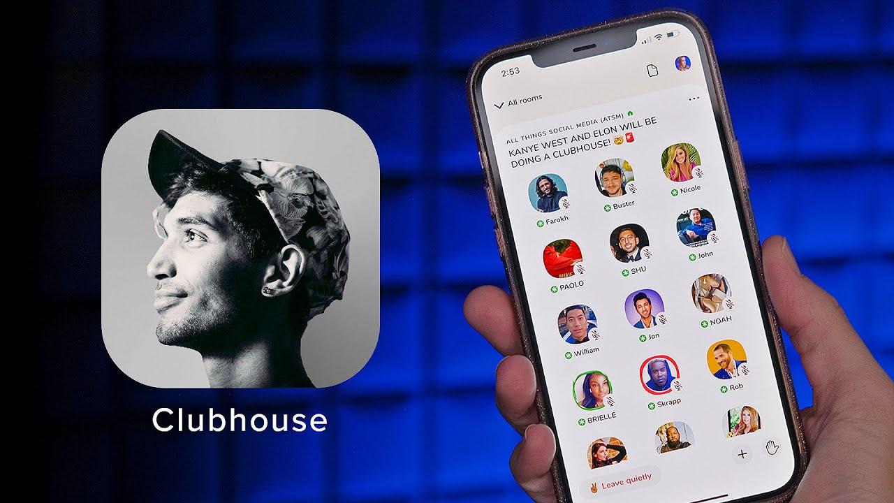 Clubhouse відкрив реєстрацію для всіх користувачів