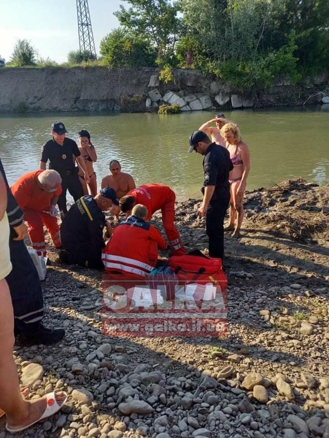 На Бистриці у Франківську знову втопилася дитина – друга за добу (ФОТОФАКТ)