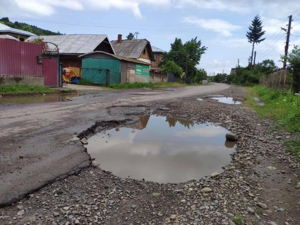 В Кутах відремонтують селищну об'їзну дорогу
