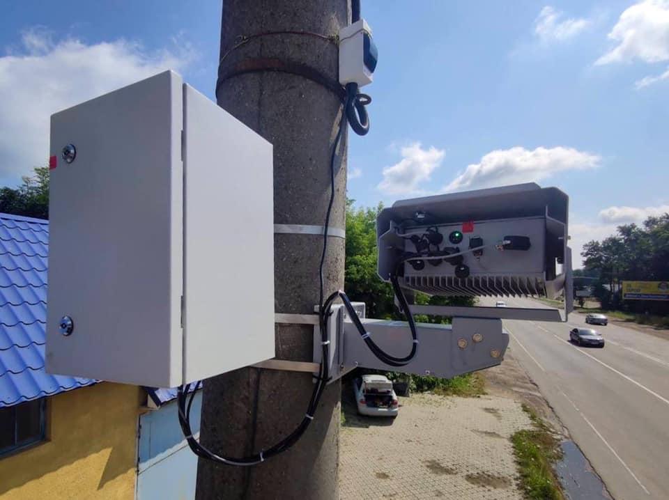 У Франківську встановили камери, які