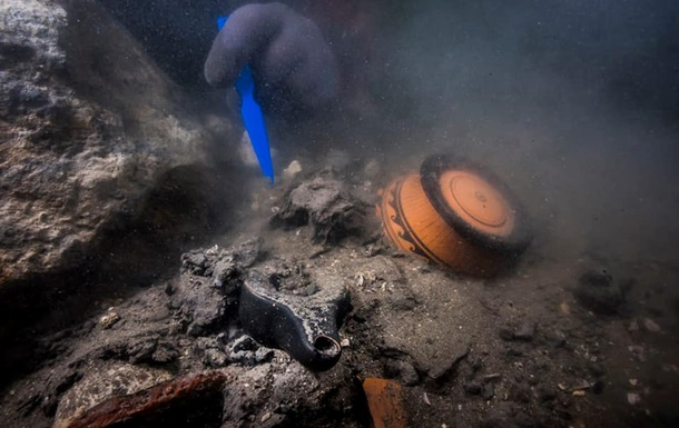 У Єгипті виявили корабель, який затонув разом з древнім храмом
