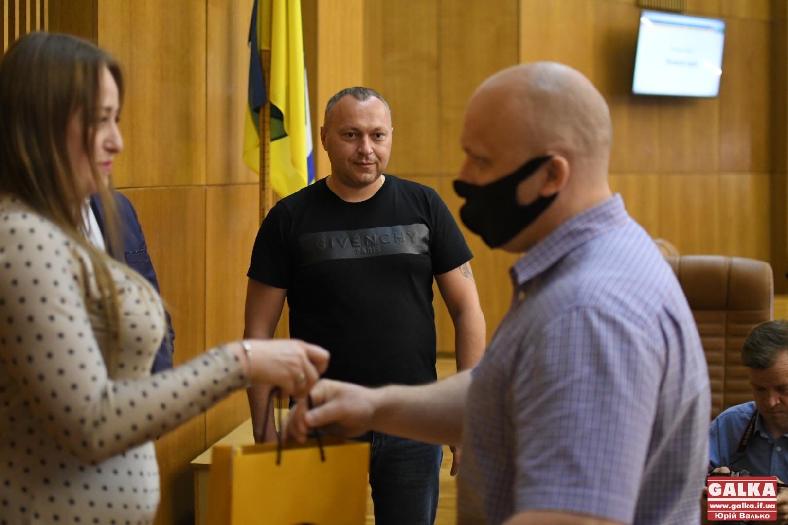 У Франківську сім'ї восьми бійців АТО отримали квартири (ФОТО)